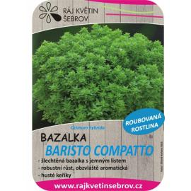 Roubované bazalka Baristo Compacto