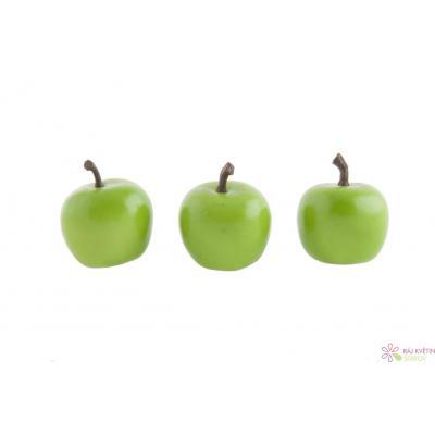 Jablko 4,5cm zelené 4ks