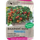 Balkonové rajče Primabell