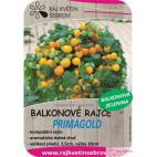 Balkonové rajče Primagold
