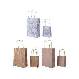 Papírová dárková taška mix 2ks