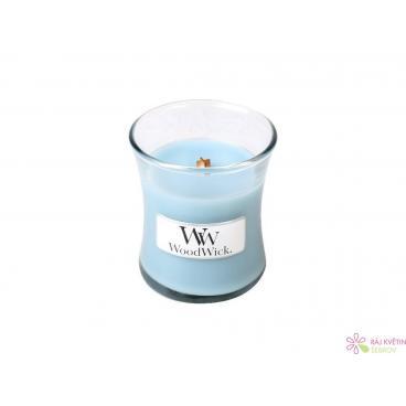 WoodWick Sea Salt & Cotton váza malá