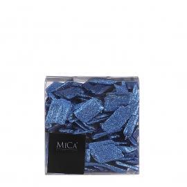 Dřívka 600ml gliitter tmavě modrá