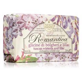 Mýdlo Romantica Tuscan Wisteria and Lilac 250g