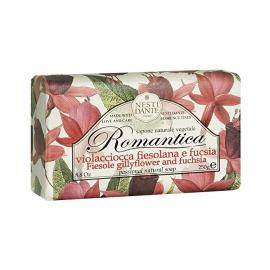 Mýdlo Romantica Fiesole Gillyflower and Fuchsia 250g