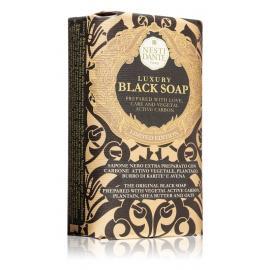 Mýdlo Luxury Black Soap 250g