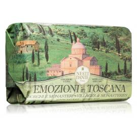 Mýdlo Emozioni in Toscana Villages and Monasteries 250g