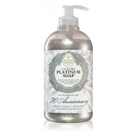 Tekuté mýdlo Luxury Platinium Soap 500ml