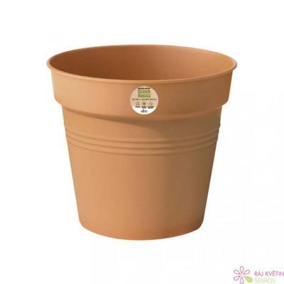 Květináč Green Basics mild terra