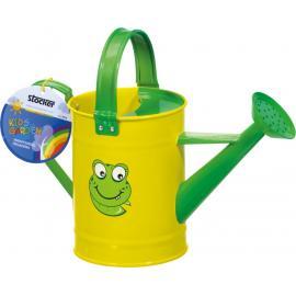 Konvička kovová Stocker dětská žlutá