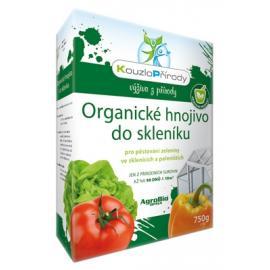 Kouzlo přírody Organické hnojivo do skleníku 750g