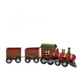 Vlak kov 58x12x16 cm 1 ks