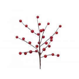 Bobule 26 cm červená 1ks
