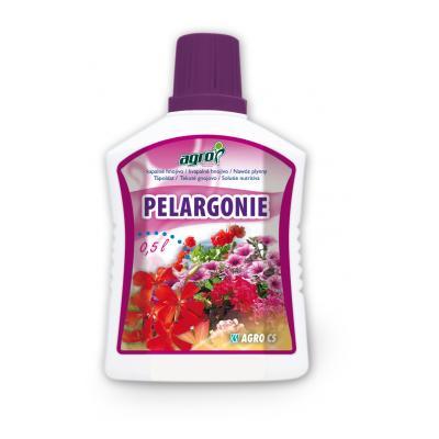 AGRO Kapalné hnojivo pro balkónové květiny 0,5 l