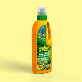 FLORIA Kapalné hnojivo pro zelené rostliny 1,2 l