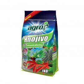 AGRO Organominerální hnojivo okrasné dřeviny 1 kg