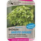 Roubované bazalka Baristo Grande